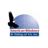American Windows & Siding of VA, Inc.