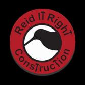 Reid It Right Construction