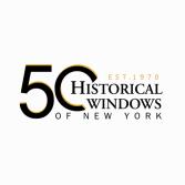 Historical Windows of New York