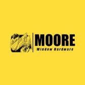Moore Window Hardware