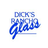 Dick's Rancho Glass