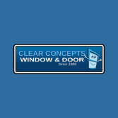 Clear Concepts Window & Door
