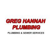 Greg Hannah's Plumbing & Sewer