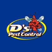 D's Pest Control