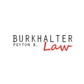Peyton B. Burkhalter Law