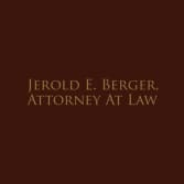 Jerold E. Berger, Attorney At Law