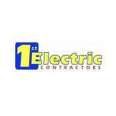 1st Electric Contractors