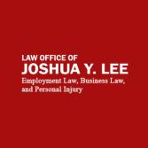 Law Office of Joshua Y. Lee