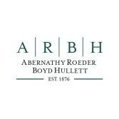 Abernathy Roeder Boyd Hullett