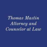 Thomas Mastin