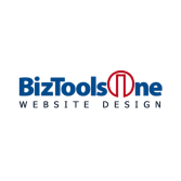 Biz Tools One Website Design
