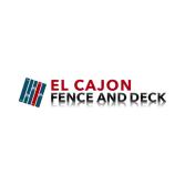 El Cajon Fence and Deck