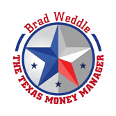Brad Weddle The Texas Money Manager
