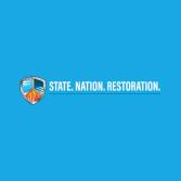 State. Nation. Restoration.