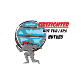 Firefighter Hot Tub Spa Movers