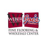Weber Flooring / Joe's Carpet