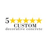 5 Star Custom Decorative Concrete