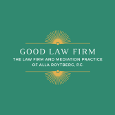 The Law Firm and Mediation Practice of Alla Roytberg PC