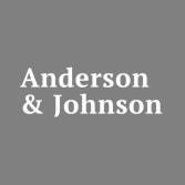 Anderson & Johnson