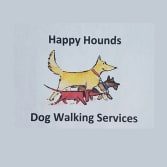 Happy Hounds Dog Walking Service