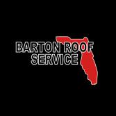 Barton roof service