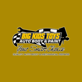 Big Kids Toys Auto Body & Paint