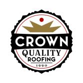 Crown Quality Roofing.