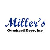 Miller's Overhead Door Inc