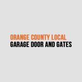 Orange County Local Garage Door and Gates