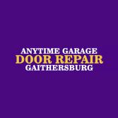 Anytime Garage Door Repair Gaithersburg