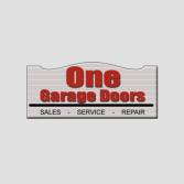 One Garage Doors
