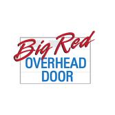 Big Red Overhead Door