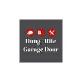 Hung Rite Garage Door
