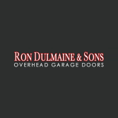 Ron Dulmaine & Sons Overhead Garage Doors