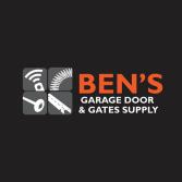 Ben's Garage Door & Gate Supply