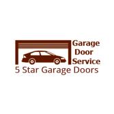 5 Star Garage Doors