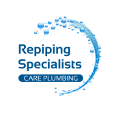 Repiping Specialists Care Plumbing