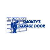 Smokey's Garage Door