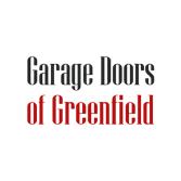 Garage Doors Of Greenfield