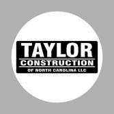 Taylor Construction of North Carolina