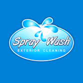 Spray Wash Exterior Cleaning
