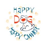 Happy Dog Happy Owner