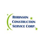 Robinson Construction Service Corp