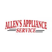 Allen's Appliance Service
