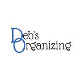 Deb's Organizing