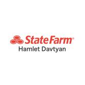 Hamlet Davtyan - State Farm Insurance Agent