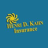 Henri D. Kahn Insurance