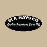 M.A. Hays Co.