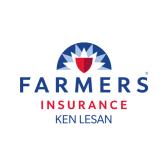 Ken Lesan - Farmers Insurance Agent