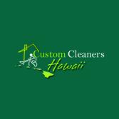 Custom Cleaners Hawaii